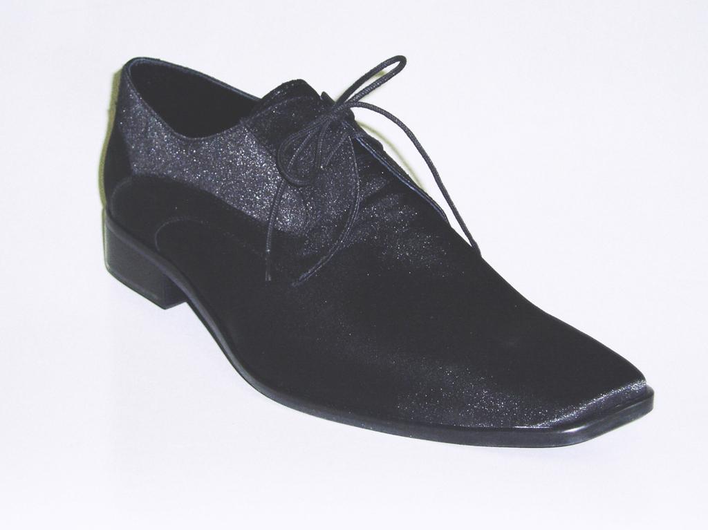 bbceec5c7a2 Společenská obuv- G 820 Satin black