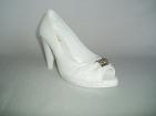 ... Svatební boty GRAF-130 satyna white-podměrná 9361b6ab11