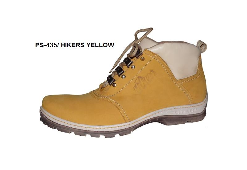 ... Nadměrné zimní boty PS-435 PU HIKERS YELLOW (47-50) ... c1f68d07de
