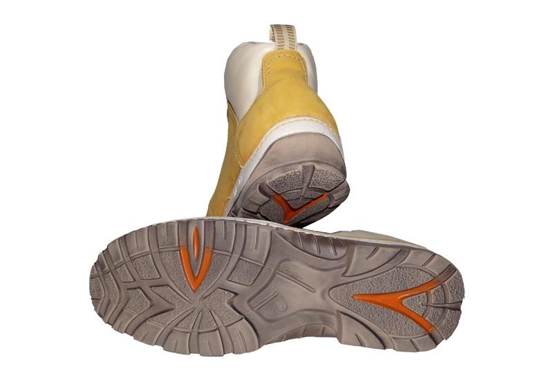 Nadměrné zimní boty PS-435 PU HIKERS YELLOW (47-50) ... cae8aaf43e